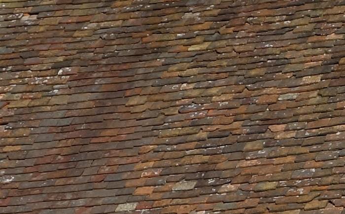 Avis sur une toiture en tuiles terre cuite