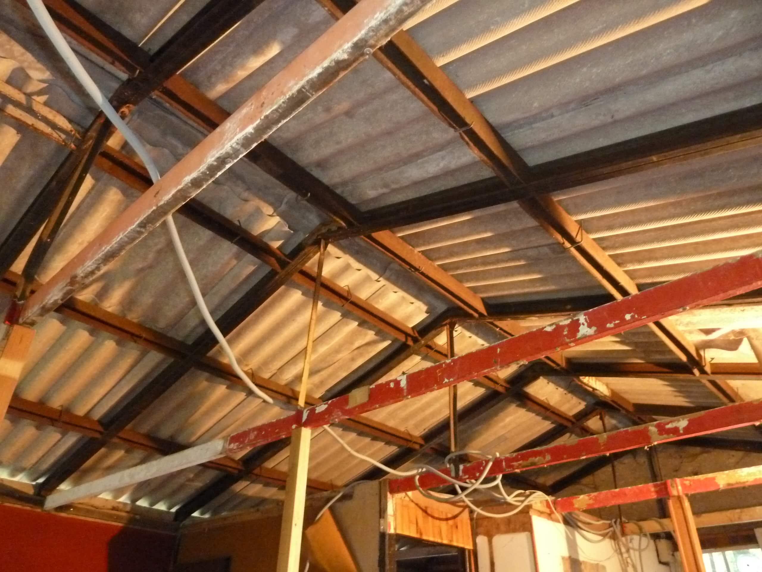 Informations pour réfection toiture amiante