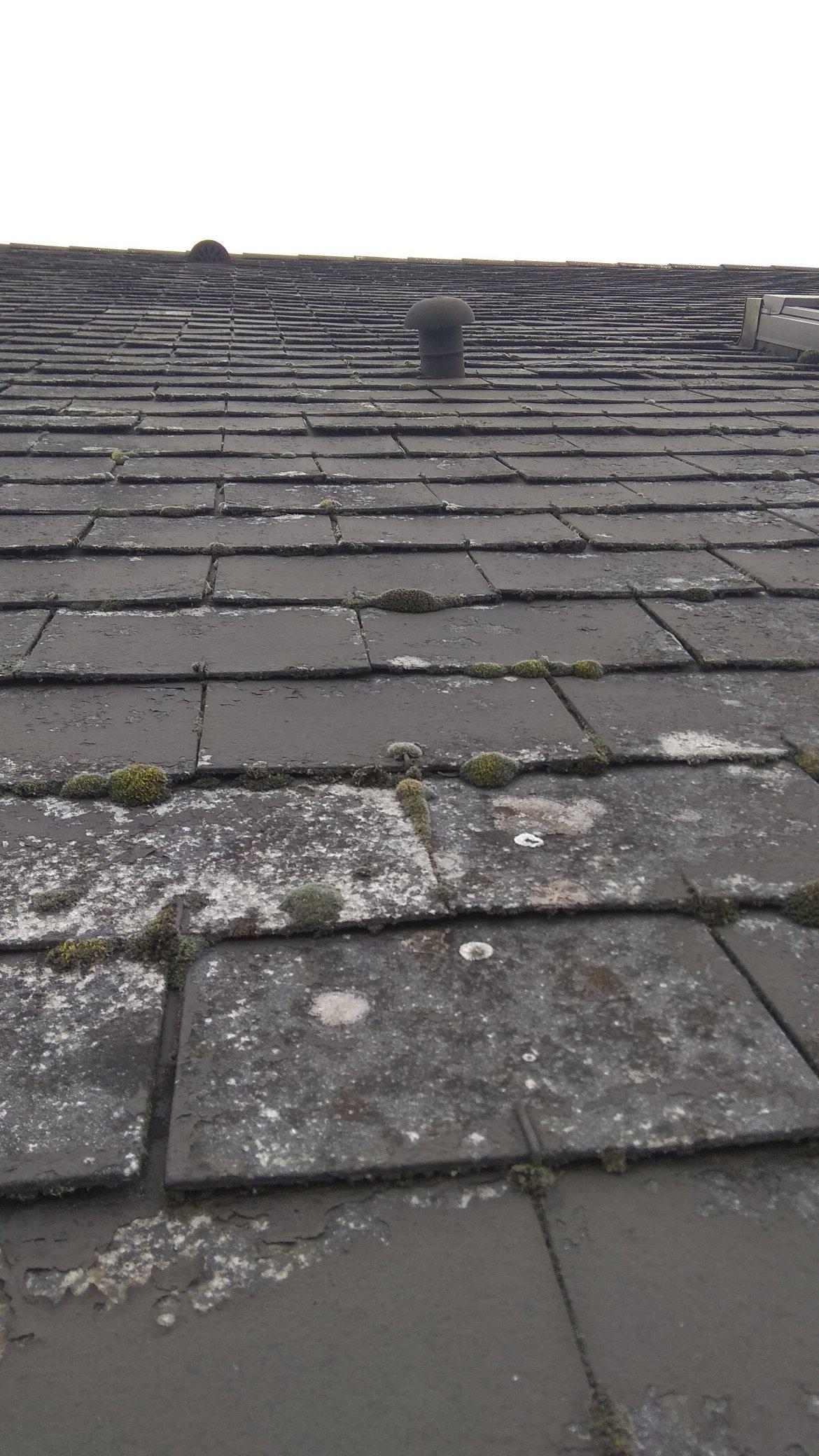 Avis sur toiture fibro-ciment amianté