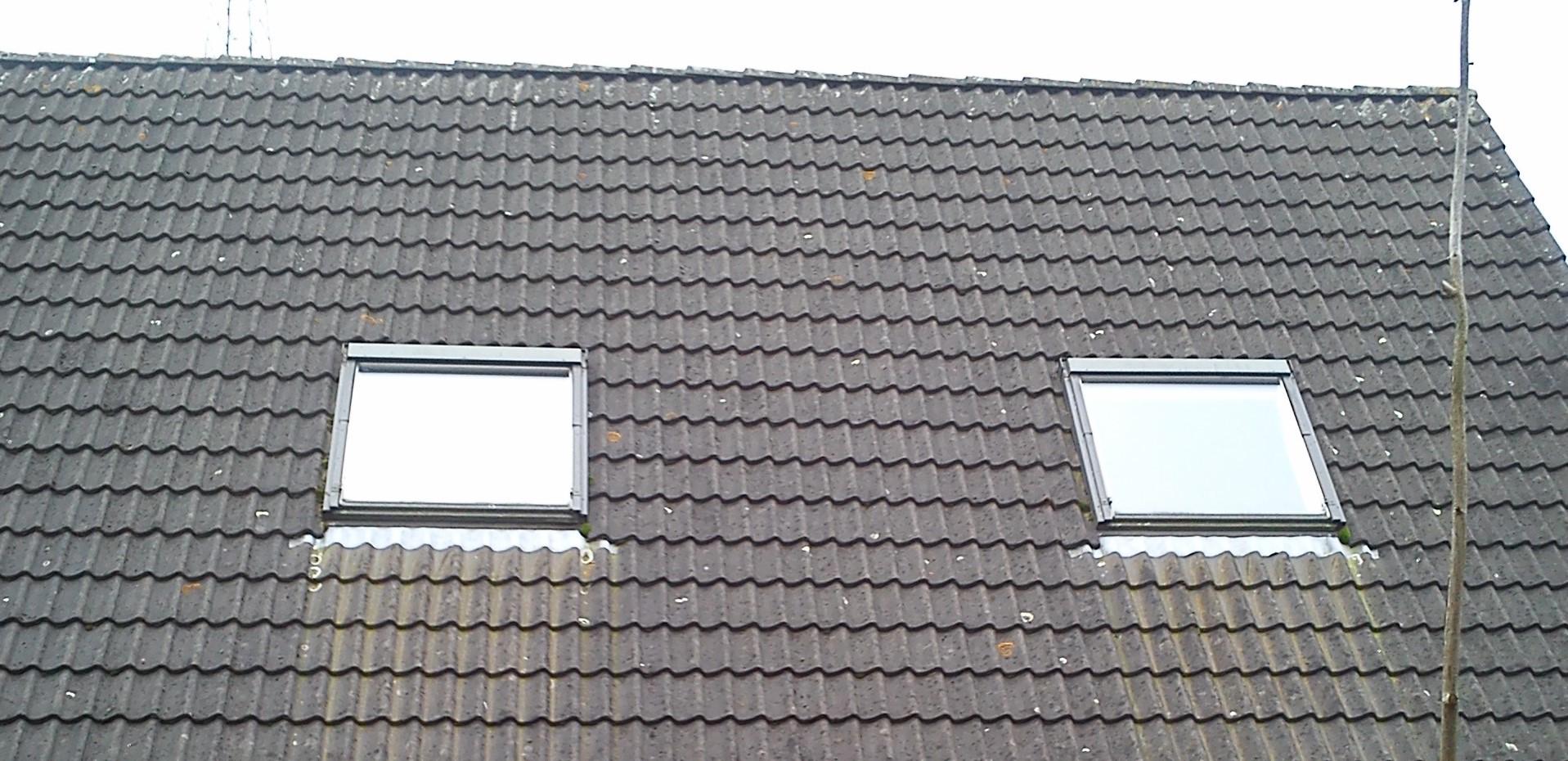 matière tuiles du toit?