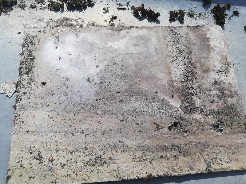 Identification ardoise toiture
