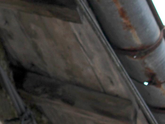 Une solution anti fuite efficace pour une gouttière ?