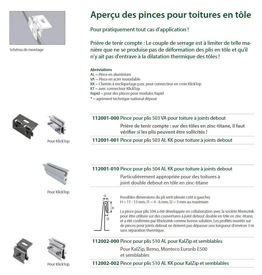 Toiture zinc et photovoltaique