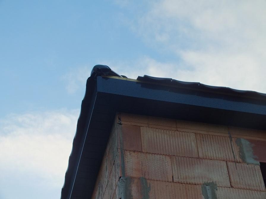 Avis sur une toiture neuve en tuiles