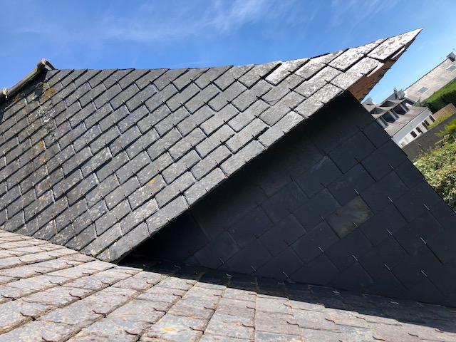Demande d'avis sur toiture ardoise