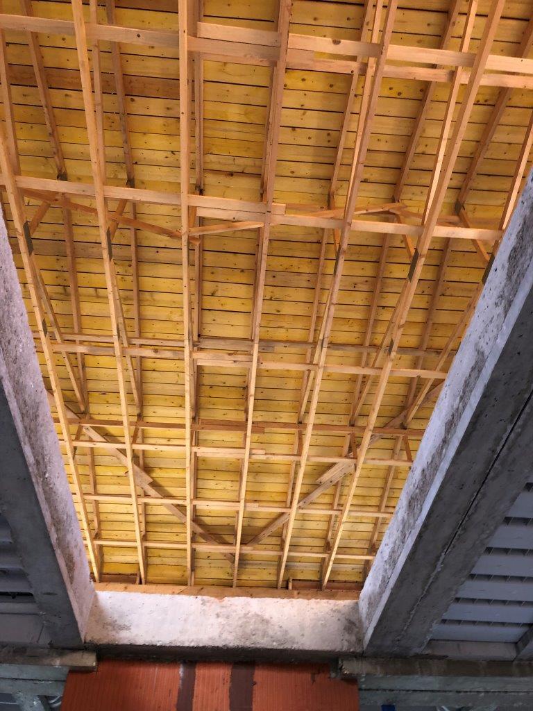 Défauts toiture zinc