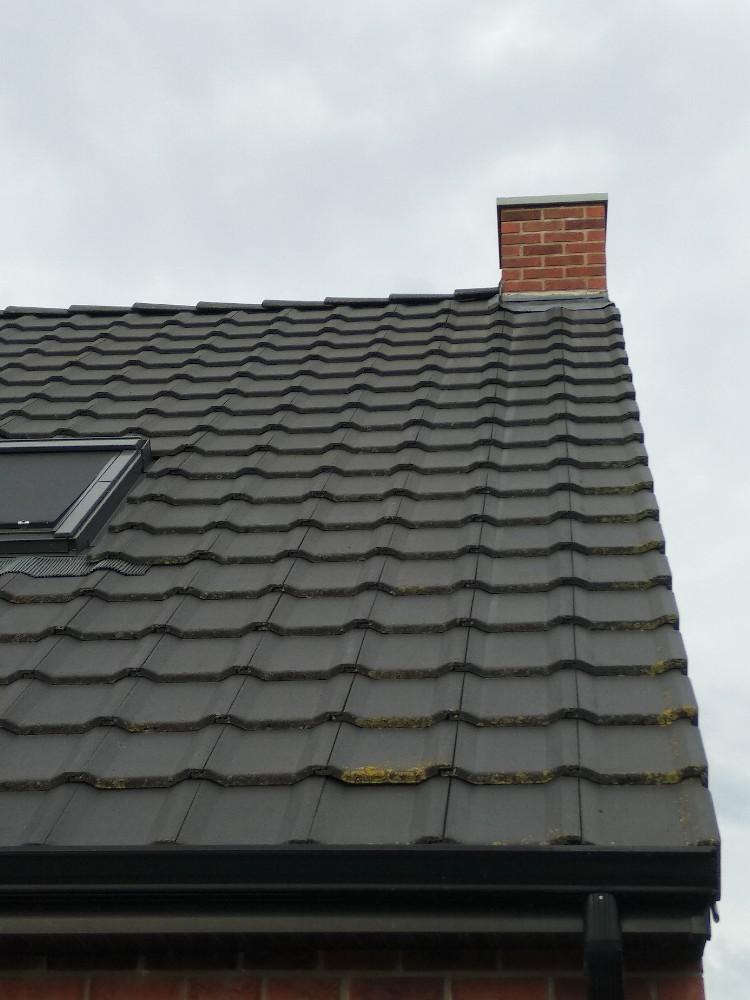 Quel entretien sur une toiture tuile béton