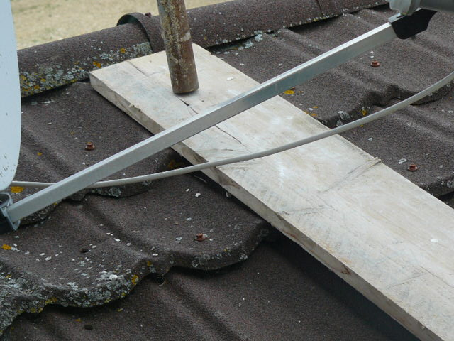 tuiles en acier galvanisé