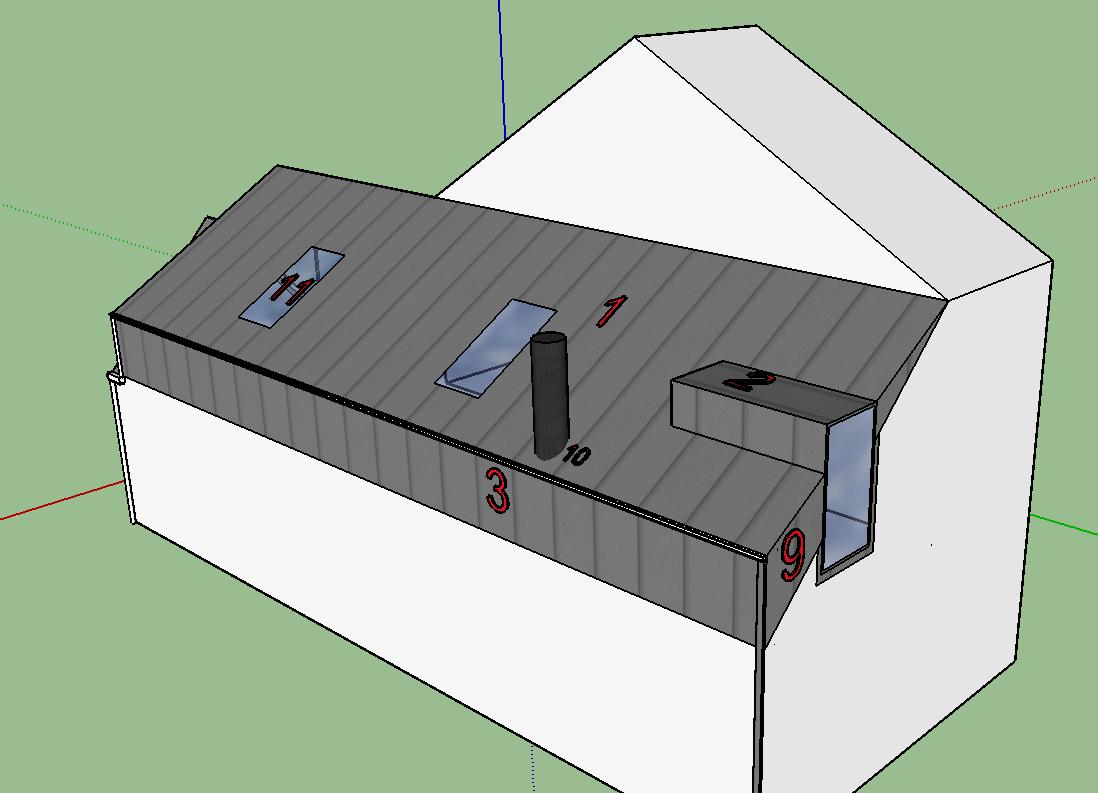 réalisation toiture et bardage jdb