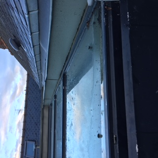 Étanchéité / infiltrations verrière de toit